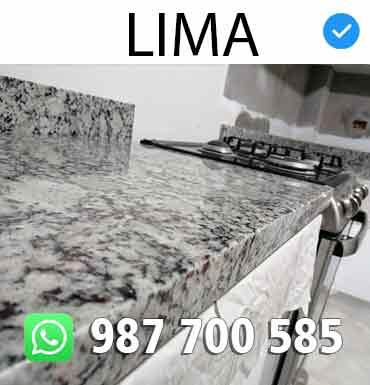 Lima Instalacion Marmol Cocinas