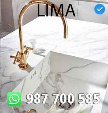 Lima Instalacion Marmol Granito Baños