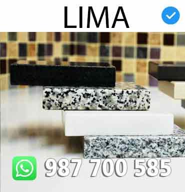 Lima Servicio Instalacion Marmol Granito