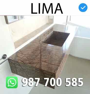 Lima Servicio Instalacion Marmol Peru