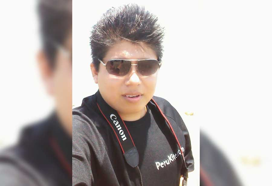 Fotografo en un evento internacional en Pacasmayo: International Windsurfing Tour IWT / AWT