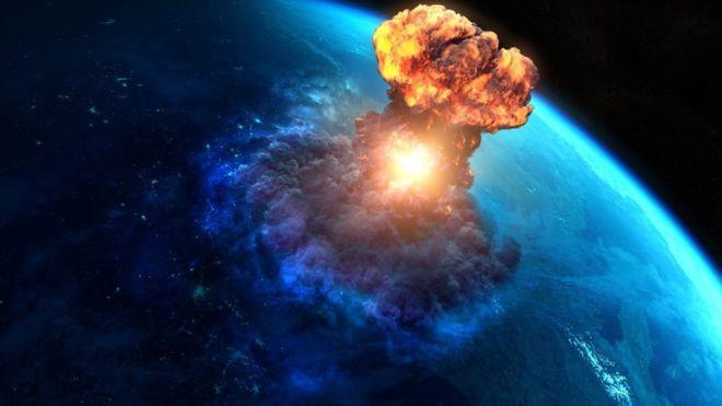 El simulacro de la NASA en el que un asteroide destroza Nueva York (y por qué 240 expertos no pudieron evitarlo)