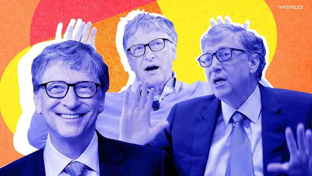 El divorcio de Bill Gates desnuda su faceta de mujeriego