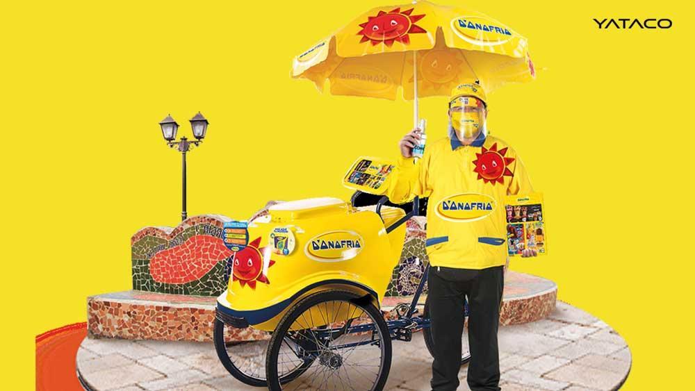 D'Onofrio ofrece plataforma virtual donde podrás conocer qué heladero está cerca de ti