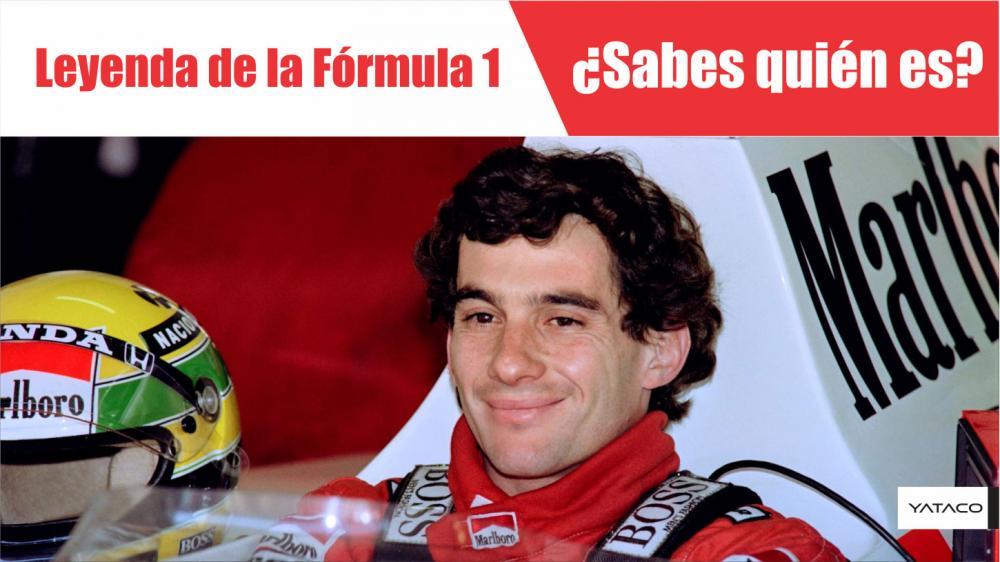 Ayrton Senna: La leyenda de la Fórmula 1