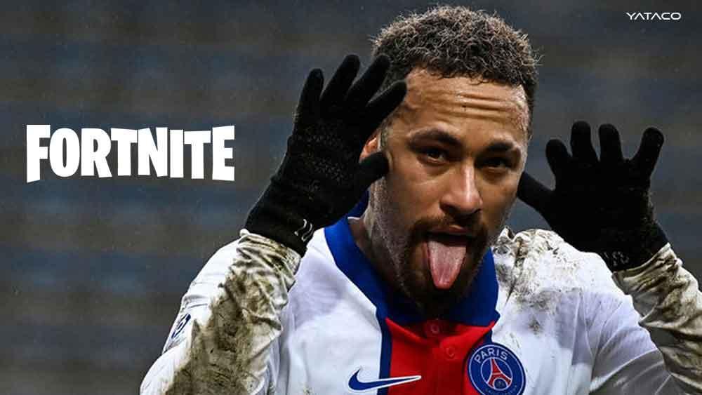 Fortnite y su fichaje estrella para los eSports, Neymar Jr