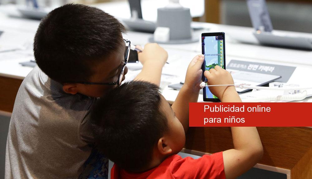 Crece la inversión y también los problemas: Publicidad online para niños