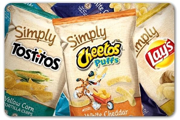 Frito-Lay incursiona con snacks orgánicos 'Symply'