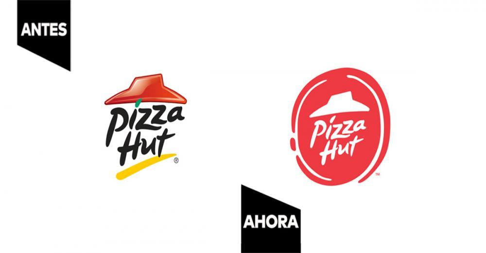 Nuevo logo de Pizza Hut llega a Perú