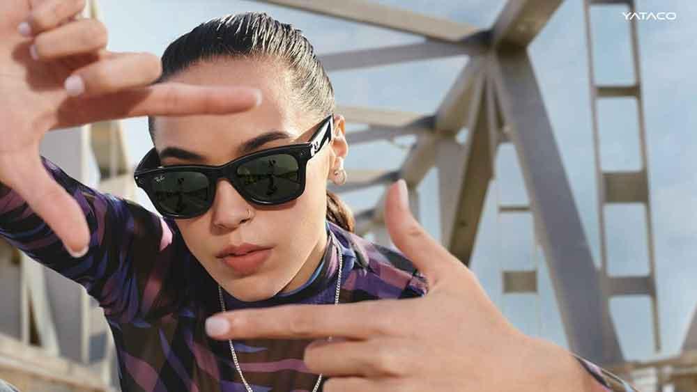 Ray-Ban las gafas inteligentes de Facebook