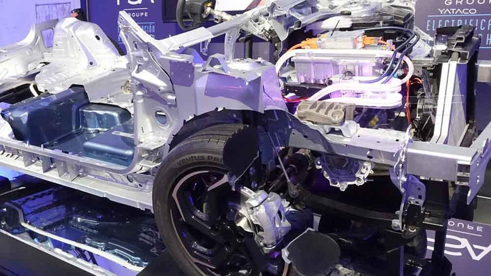 El Santo Grial de los vehículos eléctricos