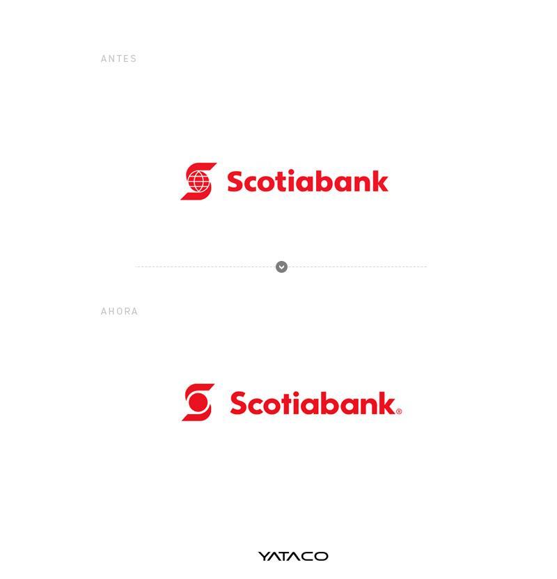 Scotiabank introdujo una nueva identidad