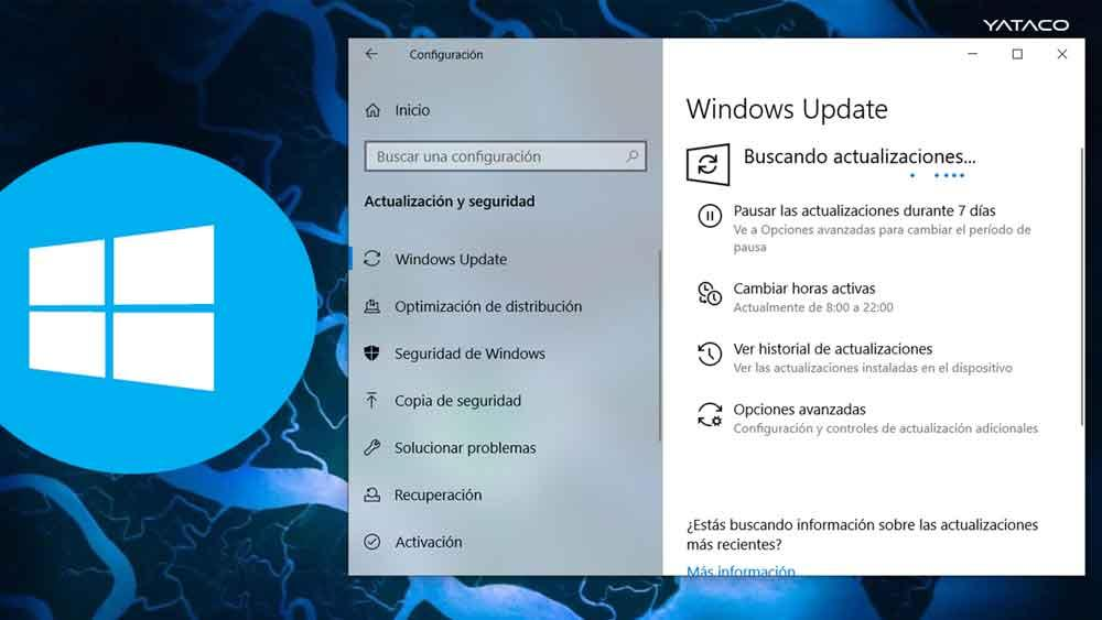 Actualización de Windows 10 con nuevas molestias